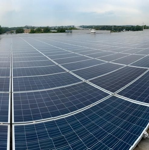 Illinois' 1st Community ABP Solar Dedication Event